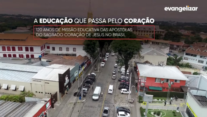 Documentário registra a história de 120 anos de educação das Apóstolas do Sagrado Coração de Jesus no Brasil