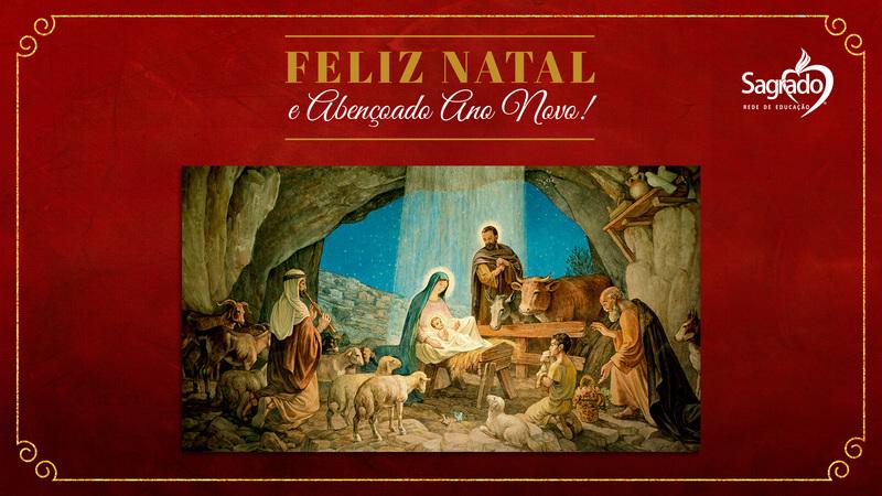 Mensagem de Natal - Colégio Imaculada Conceição