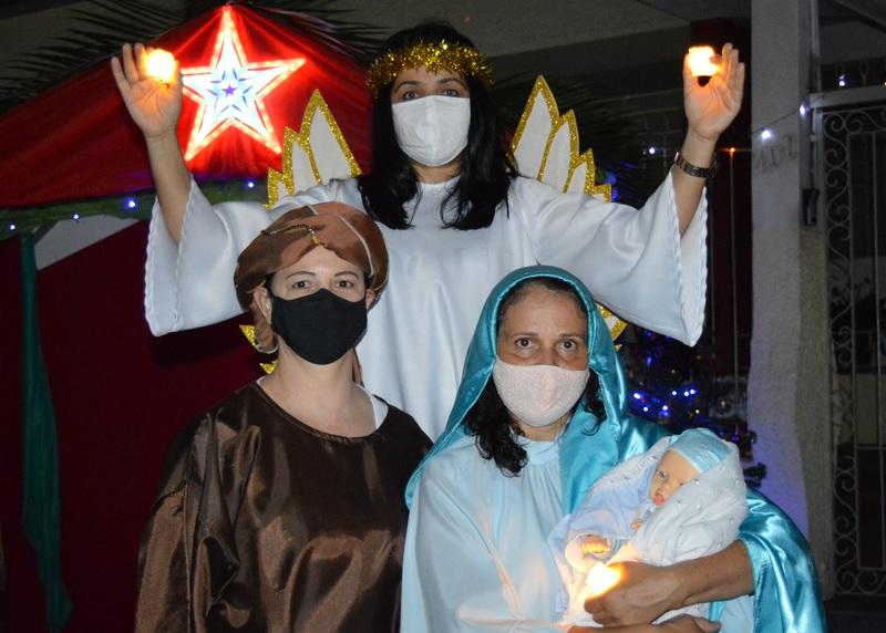 NATAL 2020 - Sagrada Família: Berço de Amor