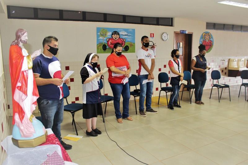 Escola Social Clélia Merloni acolhe os Educadores dos Serviços