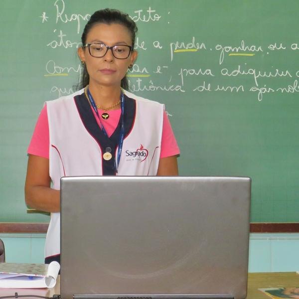 Ensino Remoto do SAGRADO garante a qualidade no aprendizado dos educandos
