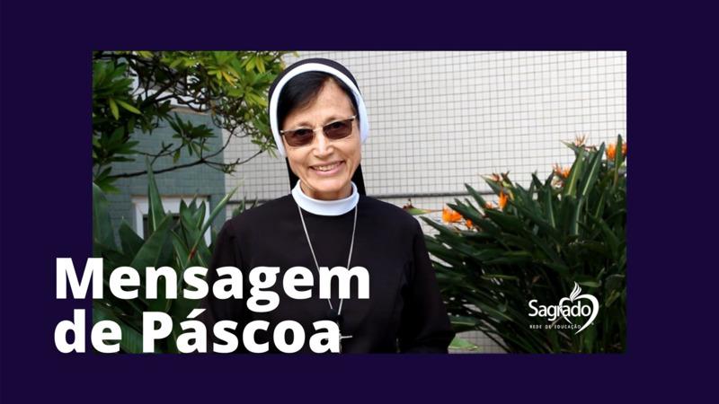 Mensagem de Páscoa - Colégio Imaculada Conceição