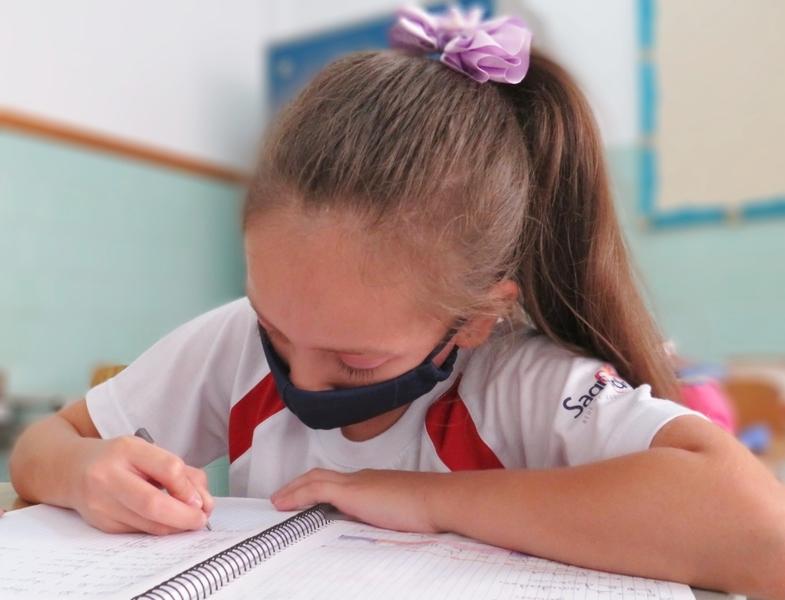 Educação Infantil, 1ºs e 2º anos retornam às aulas presenciais