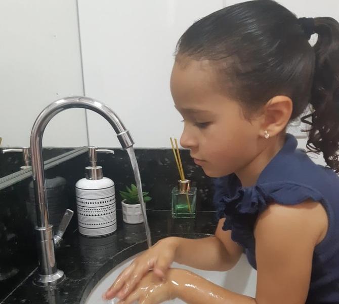Infantil IV.1 - Hábitos de higiene