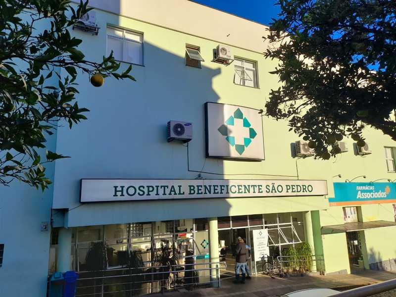 Comunidade Educacional participa da Campanha em prol do Hospital Beneficente São Pedro.