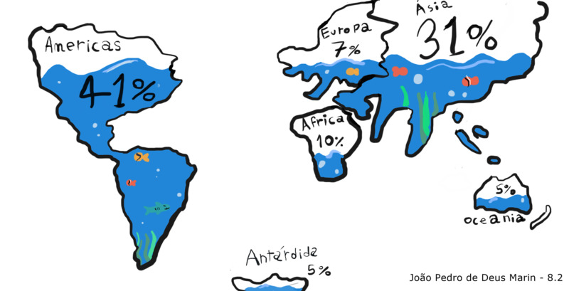 Mapa Anamórfico