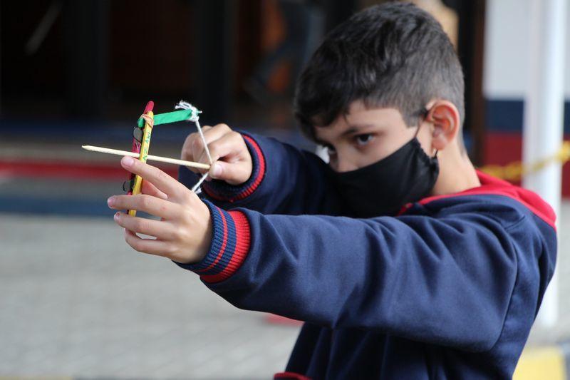 Cultura Maker: 5ºs anos e os conceitos de geometria