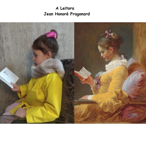 Arte figurativa representada na releitura dos 1ºs anos