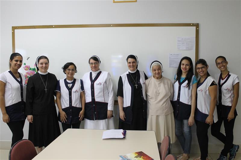 Comunidade Escolar Participa de Formação Conduzida pela Vice Provincial Ir. Maria Vilma Ravazzoli