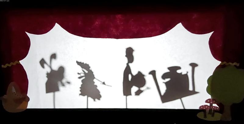 Cultura Maker: construção do Teatro de Sombras