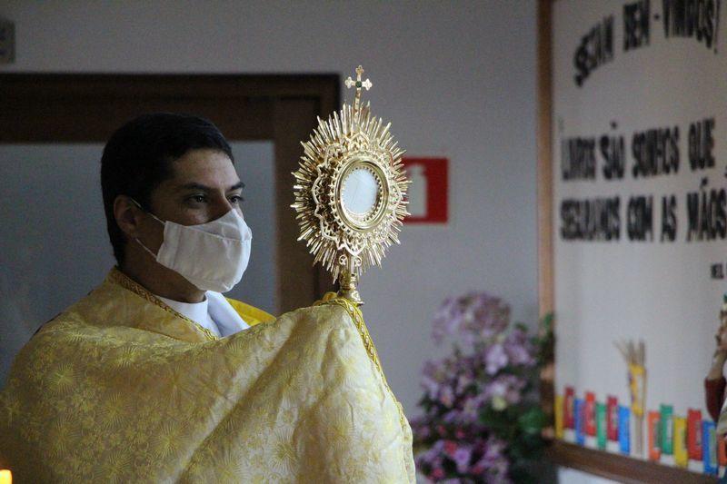 Colégio Imaculada Conceição celebra a Solenidade do Sagrado Coração de Jesus