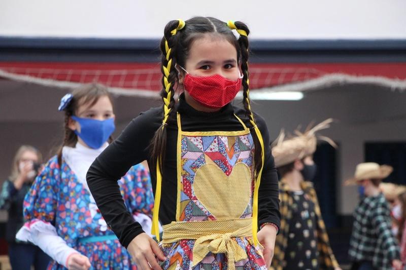 Em clima de Festa Junina, educandos e educadores vivenciam uma semana especial