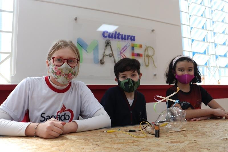 Cultura Maker: para explorar o funcionamento de um circuito elétrico, educandos do 5º ano projetam objetos que se movimentam