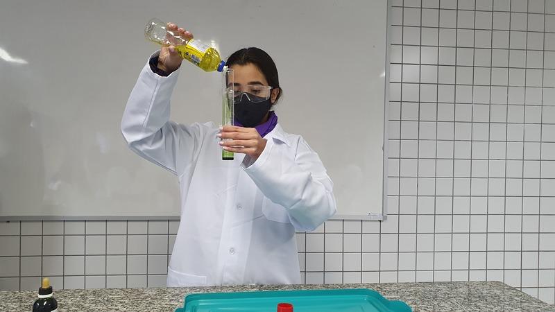 Fatores que influenciam uma reação química