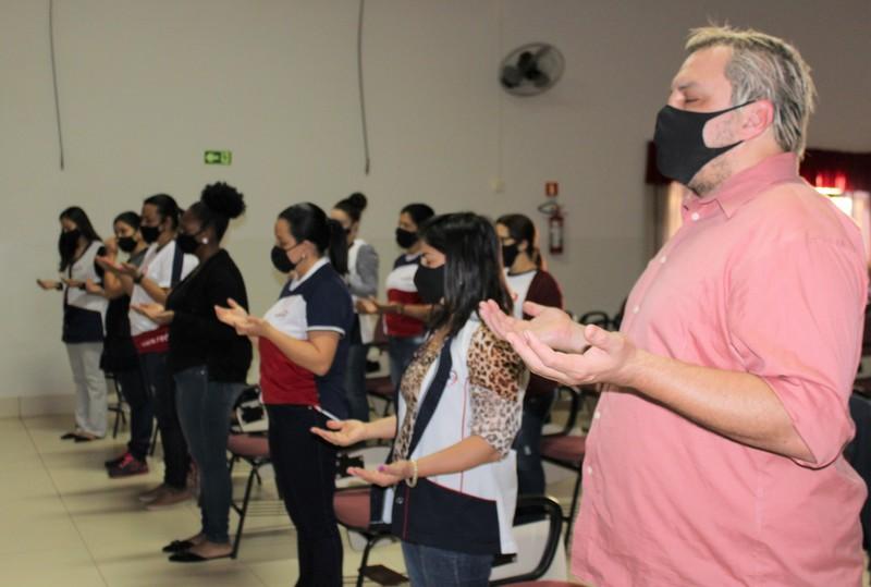 Escola Social Clélia Merloni realiza Formação para os Educadores