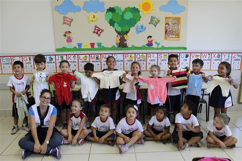 Educandos trabalham Unidades de Medida