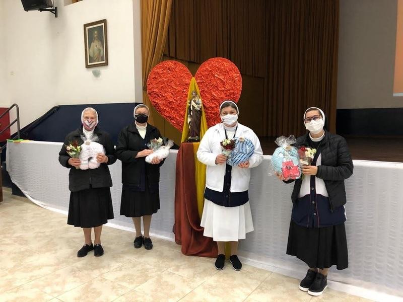 Homenagem as Irmãs - Dia do Religioso