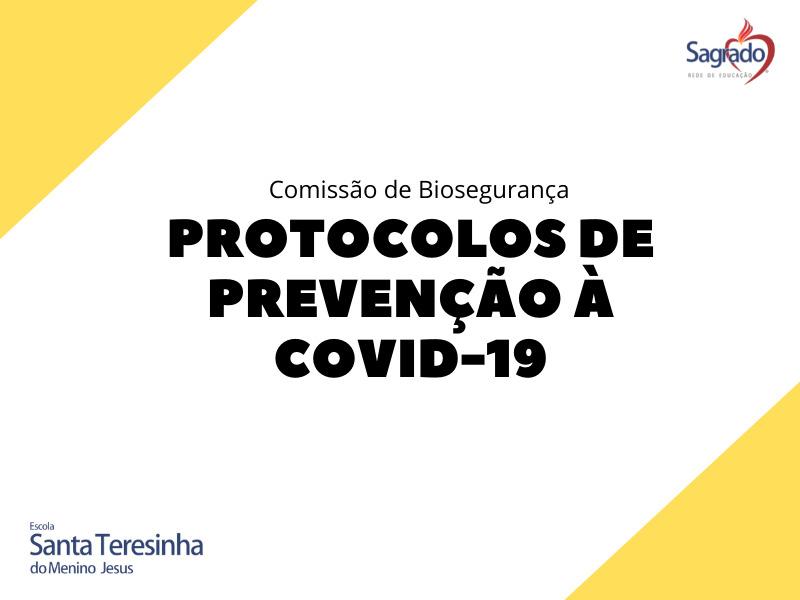 Protocolos de Prevenção à Covid-19