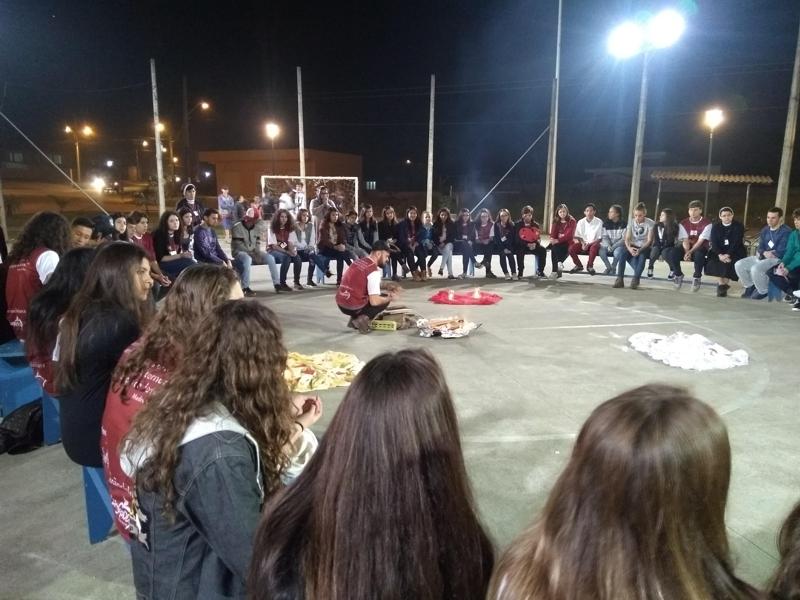 Missão Cleliana 2018 - Luau com os Jovens