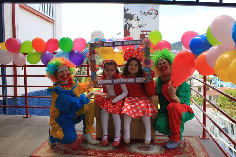 Dia das Crianças no Mater - Galeria 4