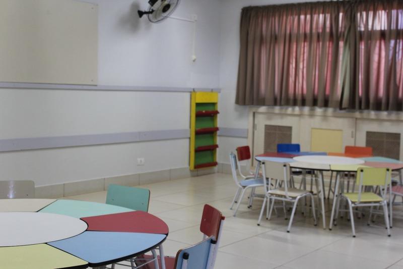 Sala de Aula - Educação Infantil